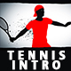 Energetic Tennis Intro - VideoHive Item for Sale