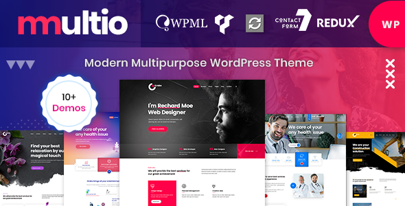 Multio - Responsive Multipurpose WordPress