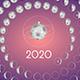 Moon Calendar 2020 - GraphicRiver Item for Sale