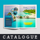 Travel Agency Catalog / Brochure Template - GraphicRiver Item for Sale