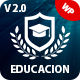 Education Course - ThemeForest Item for Sale