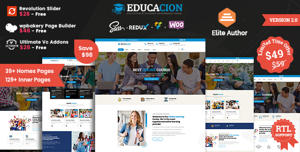 Educacion - Education Course