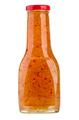 Bottle of sweet asian chilli sauce - PhotoDune Item for Sale