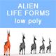 Alien life forms 001 - 3DOcean Item for Sale