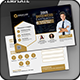 Conference Postcard Template - GraphicRiver Item for Sale