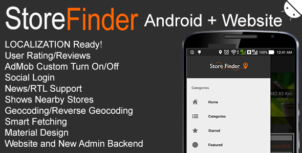 Nearby Stores Plugins, Code & Scripts from CodeCanyon