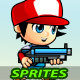 Boy George 2D Game Character Sprites - GraphicRiver Item for Sale
