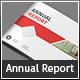 Landscape Annual Report - GraphicRiver Item for Sale