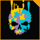 Art Skull Logo - GraphicRiver Item for Sale