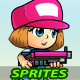 Georja 2D Game Character Sprites - GraphicRiver Item for Sale
