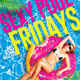 Summer Pool Party Poster - GraphicRiver Item for Sale