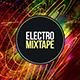 Electro Mixtape CD Album Artwork - GraphicRiver Item for Sale