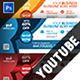 Multipurpose Business Youtube Banner - GraphicRiver Item for Sale