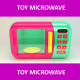 Toy Microwave Animated Counter - 3DOcean Item for Sale