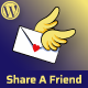 WP Share A Friend - CodeCanyon Item for Sale