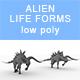 Alien life forms 002 - 3DOcean Item for Sale