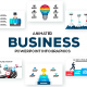 Business Animated Infographic Presentations - GraphicRiver Item for Sale
