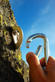 HAND ATTACHING CARABINER - PhotoDune Item for Sale