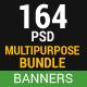 Multi Purpose Banner Bundle - GraphicRiver Item for Sale