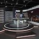 Virtual TV Studio News Set 11 - 3DOcean Item for Sale