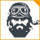 Bikers Club Logo - GraphicRiver Item for Sale