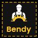 Bendy - Handyman Business HTML Template - ThemeForest Item for Sale