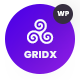 Gridx - Creative Blog WordPress Theme - ThemeForest Item for Sale