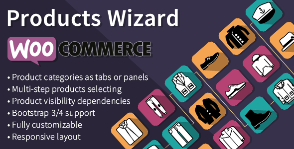Woocommerce Products Wizard Download