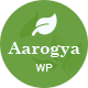 Aarogya | Nutrition, Weight Loss Coach, Dietitian WordPress - ThemeForest Item for Sale