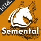 Semental | Stud Farms and Stables HTML Template - ThemeForest Item for Sale