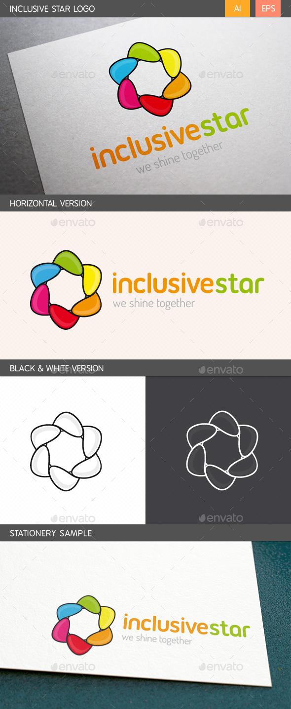 Inclusive Star Logo