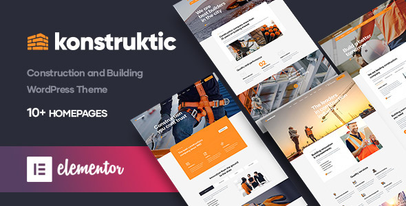 - 01 Preview 4 - Konstruktic – Construction & Building WordPress Theme