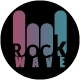 Stylish Powerful Rock Logo
