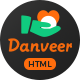 Danveer   Charity & Fund Raising Responsive HTML5 Template - ThemeForest Item for Sale