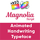 Magnolia - Animated Typeface for FCPX and Motion 5 - VideoHive Item for Sale