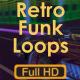 9 Retro Funk VJ Loops Pack - VideoHive Item for Sale