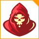Red Dead Hat Logo - GraphicRiver Item for Sale