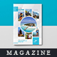 Traveling Magazine / Catalog Template - GraphicRiver Item for Sale