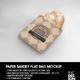 Bakery Flat Bag Packaging Mockup - GraphicRiver Item for Sale