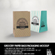 Grocery Paper Bag Packaging Mockup - GraphicRiver Item for Sale