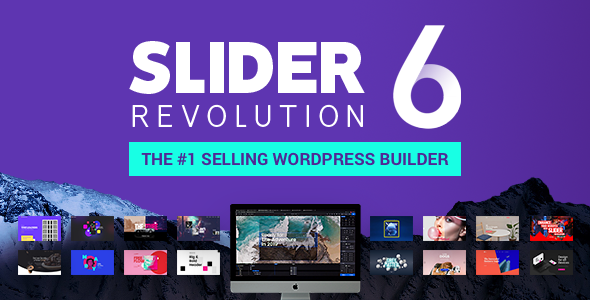 Slider Revolution Responsive WordPress PluginPrice : $29