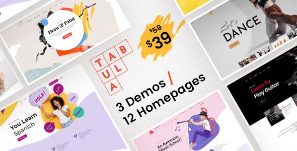 Tabula – Art, Music, Acting & Language School Free Download