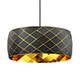 Black and Gold Hanging Lamp 3D Model - 3DOcean Item for Sale