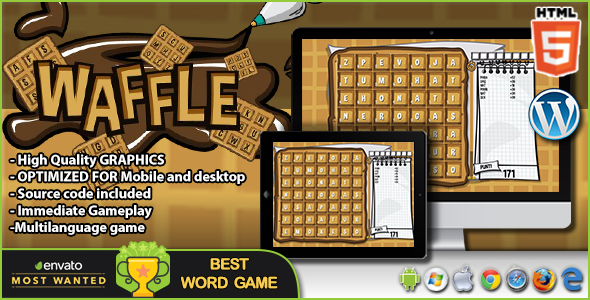 Word Game Plugins, Code & Scripts from CodeCanyon