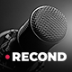 Recond - Recording Studio & Music Band WordPress Theme - ThemeForest Item for Sale