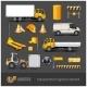 Transportation Elements - GraphicRiver Item for Sale