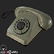 Retro Rotary Phone PBR - 3DOcean Item for Sale