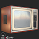 Retro Television 1980s PBR - 3DOcean Item for Sale