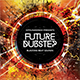 Future Dubstep CD Album Artwork - GraphicRiver Item for Sale