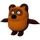 Russian Bear Cartoon - 3DOcean Item for Sale